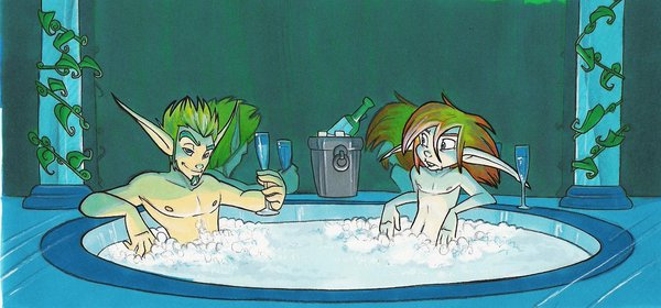 gol and and daxter jak maia League of legends yuri fanfiction