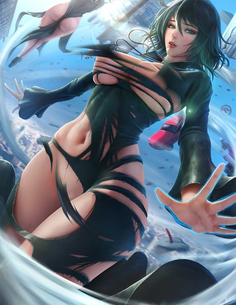 one punch tatsumaki man nude Who is cat ears league of legends