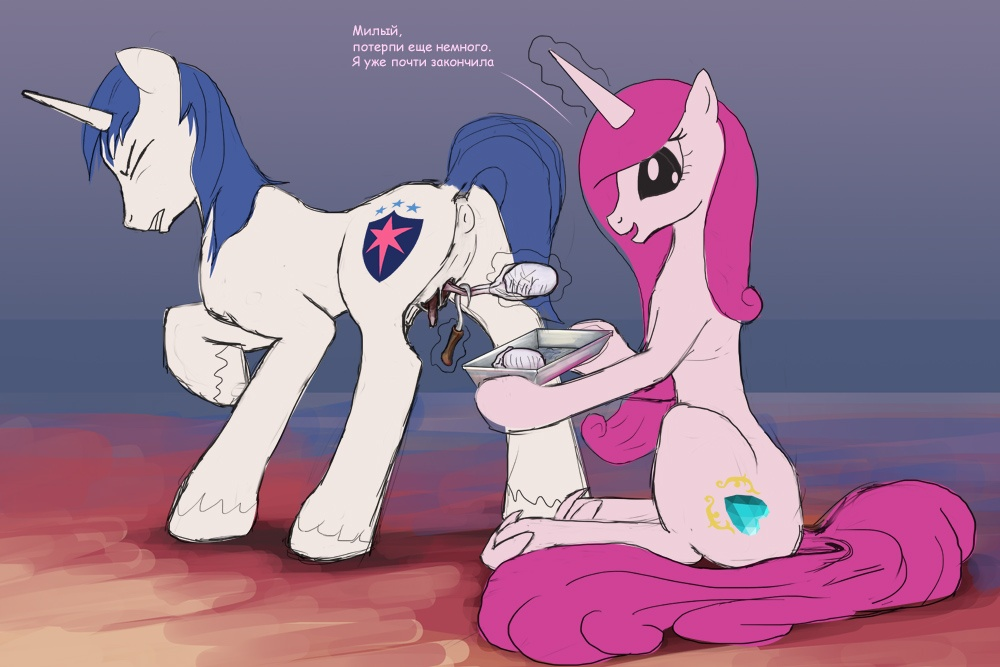 and shining princess armor luna Forced to cum in diaper