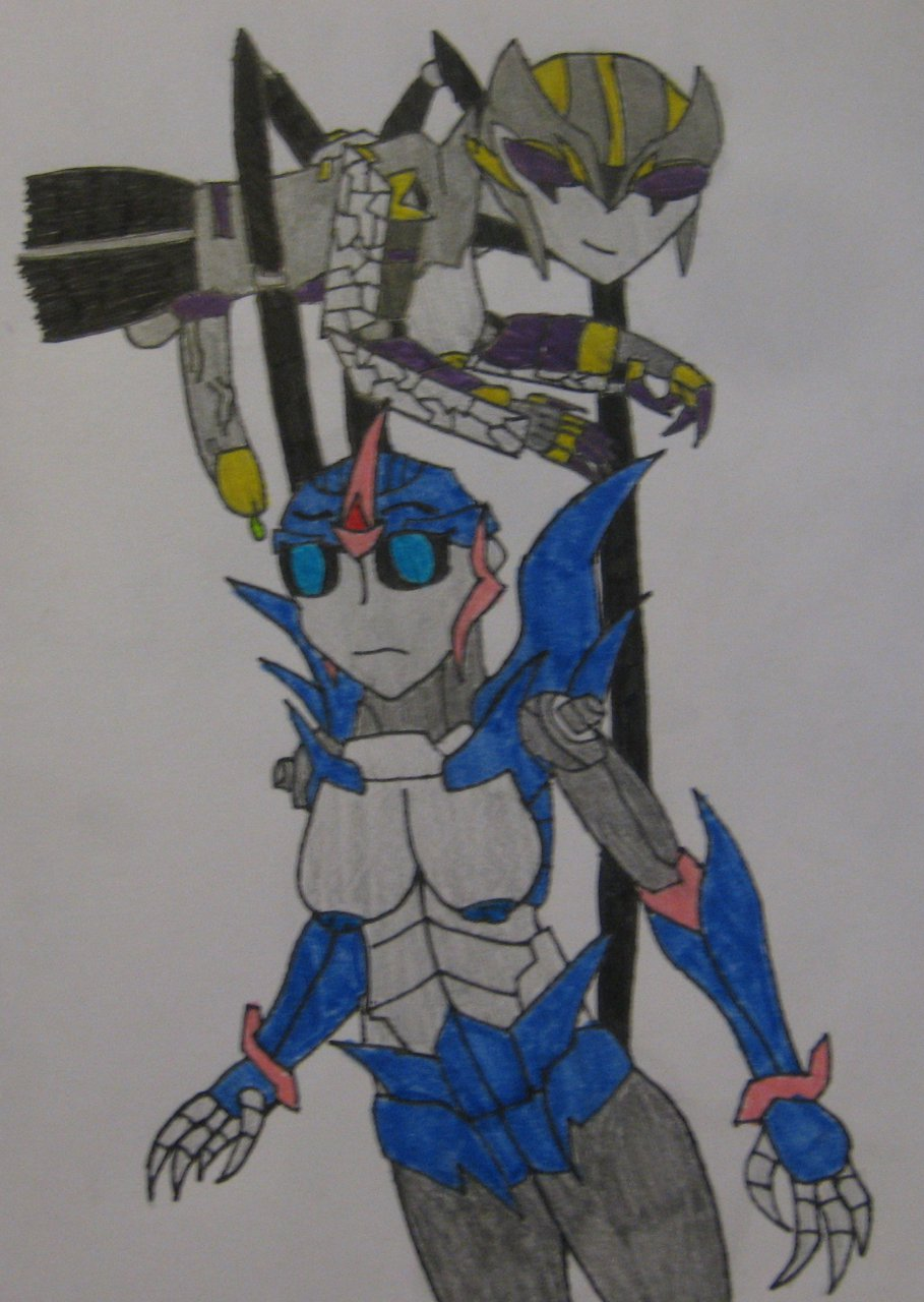 prime fanfiction transformers and arcee jack Ok ko let's be heroes carol