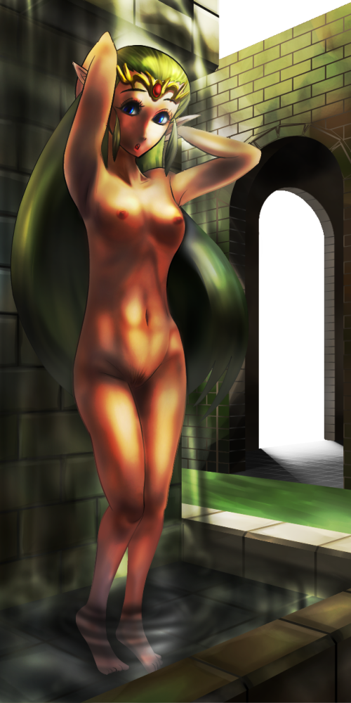 ocarina lady of cucco time Cock and ball torture hentai